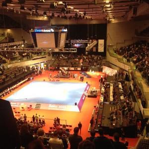 Karate WM Bremen