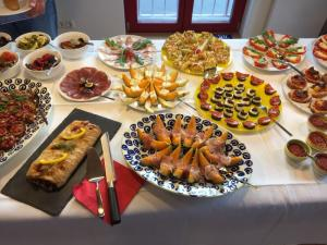Kulinarischer Abend Weinlese 2018