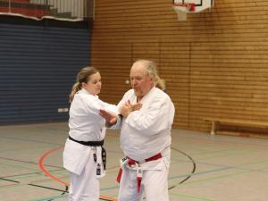 Ju-Jitsu zu Gast beim Dôkan Lauda